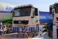 陕汽重卡 德龙L3000 4X2纯电动车厢可卸式垃圾车(金鸽牌)(YZT5180ZXXSXBEV)404kWh