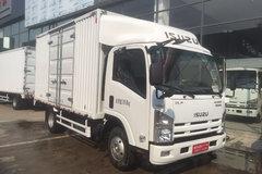 庆铃 五十铃KV100 115马力 4.17米单排售货车(QL5044XSHAMHAJ) 卡车图片