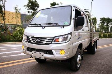 唐骏欧铃 赛菱F3系列 112马力 汽油 2.56米双排栏板微卡(国六)(ZB1030ASC3L)