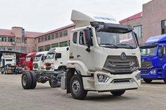 中国重汽 豪瀚N5G中卡 210马力 4X2 7.75米厢式载货车底盘(ZZ5185XXYK5613E1) 卡车图片