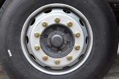 中国重汽 豪瀚N5G重卡 340马力 8X4 9.5米栏板载货车底盘(ZZ1315N4663E1)