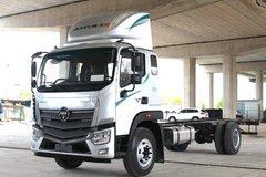 福田 欧马可S5系 210马力 6.8米排半栏板载货车(BJ1186VKPFK-A1) 卡车图片