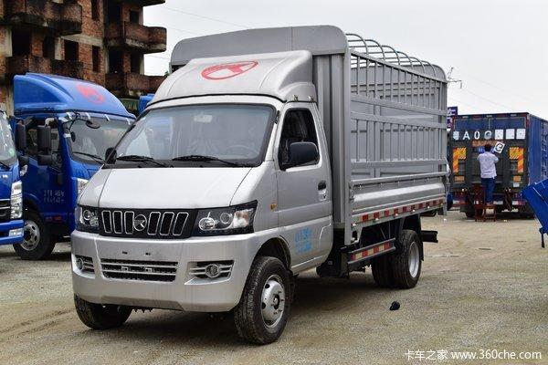 降价促销K23载货车仅售4.60万
