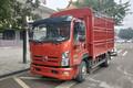 飞碟奥驰 V6系列 156马力 4.17米单排仓栅式轻卡(FD2043CCYW63K5-3)图片