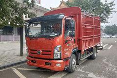 飞碟奥驰 V6系列 130马力 4.17米单排畜禽式轻卡(FD5043CCQW63K5-2) 卡车图片