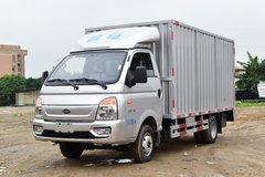 凯马 锐航X1 1.5L 110马力 3.93米单排厢式微卡(KMC5033XXYHQ32D5) 卡车图片