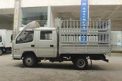 一汽红塔 解放霸铃 102马力 2.76米双排仓栅式轻卡(CA5040CCYK11L1RE5J) 卡车图片