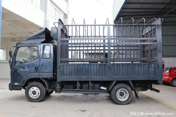 蓝牌重载版轻卡解放公狮载货车促销中