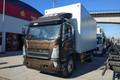 中国重汽HOWO 悍将 156马力 4X2 4米冷藏车(ZZ5047XLCF3315E145)图片