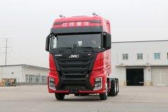 江铃重汽 威龙HV5重卡 460马力 6X4 LNG牵引车(国六) 卡车图片