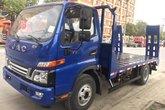 江淮 骏铃V6 156马力 4X2 平板运输车(HFC5043TPBP91K2C2V)