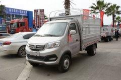 长安跨越王X3 舒适版 1.5L 112马力 3.2米单排仓栅式小卡(SC5031CCYAGD5H)