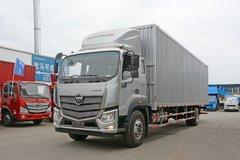 福田 欧马可S5系 180马力 7.8米厢式载货车(BJ5186XXY-A3) 卡车图片
