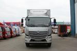 福田 欧航R系(欧马可S5) 六缸之星 210马力 7.8米排半厢式载货车(BJ5186XXY-A3)图片