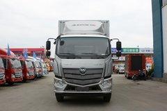 福田 欧马可S5系 六缸之星 210马力 7.8米排半厢式载货车(BJ5186XXY-A3)图片