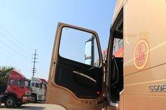 大运N9H牵引车驾驶室                                               图片