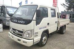 福田时代 小卡之星Q2 1.5L 114马力 汽油/CNG 3.05米双排栏板微卡(MR70)(BJ1032V5AL5-N5) 卡车图片