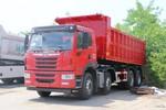 青岛解放 悍V重卡 290马力 8X4 6.2米自卸车(CA5310ZLJP1K2L2T4E5A80)图片
