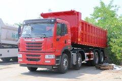 青岛解放 悍V重卡 290马力 8X4 6.2米自卸车(CA5310ZLJP1K2L2T4E5A80) 卡车图片