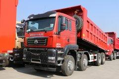 中国重汽 汕德卡SITRAK G7H重卡 440马力 8X4 6.5米自卸车(国五)(ZZ3316N306ME1)