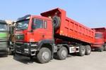 中国重汽 汕德卡SITRAK G7H重卡 载重版 440马力 8X4 5.6自卸车(9.5T前桥)(ZZ3316N256ME1)图片