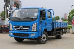 跃进 上骏X500-38 140马力 4.085米双排栏板轻卡(SH1082KHDCWS) 卡车图片