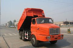 陕汽通力 280马力 6X4 非公路自卸车(4.2米)