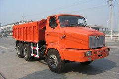 陕汽通力 270马力 6X4 非公路自卸车(4.8米)
