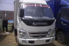 福田 奥铃TX 70马力 3.6米单排厢式轻卡 卡车图片