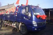 福田 奥铃捷运中卡 140马力 6.2米载货车(BJ1141VJPFG-S)