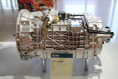 中国重汽HW19710 10挡 手动变速箱