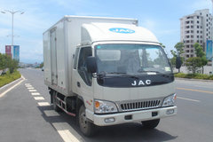 江淮 康铃 100马力 4.2米单排厢式轻卡 卡车图片