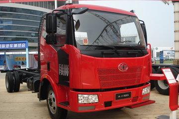 解放 J6L中卡 140马力 4X2 载货车(底盘)(CA1160P62K1L3E)