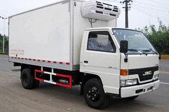 江铃 顺达 116马力 4X2 冷藏车(程力威牌)(CLW5060XLC3)