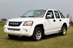 金龙 海格 2011款 两驱 2.3L汽油 双排皮卡 卡车图片