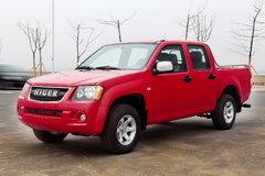 金龙 海格 2011款 两驱 2.8L柴油 双排皮卡 卡车图片