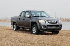 金龙 海格 2011款 两驱 2.8L柴油 大双排皮卡 卡车图片