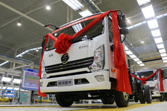 陕汽重卡德龙K3000载货车图片