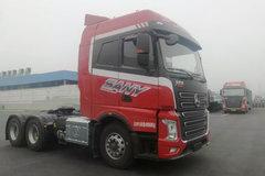 三一集团 英杰版 550马力 6X4牵引车(国六) 卡车图片
