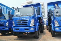 四川现代 瑞越 140马力 4X2 4.3米自卸车(CNJ3120ZPB37V) 卡车图片
