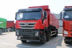 上汽红岩 杰狮重卡 430马力 8X4 8.8米自卸车(CQ3316HXVG486LA) 卡车图片