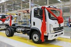陕汽轻卡 德龙K3000 190马力 4.12米单排厢车轻卡(国六)(YTQ5041XXYKK331) 卡车图片