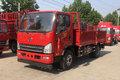 解放 虎VH 大王版 160马力 4X2 4.15米自卸车