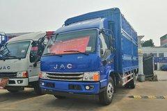 江淮 康铃H6 170马力 4.18米单排仓栅式轻卡(8挡)(HFC5043CCYP91K9C2V) 卡车图片