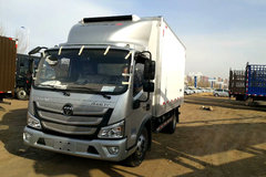 福田欧马可S3系 143马力 4X2 4.08米冷藏车(采埃孚)(BJ5048XLC-FE)