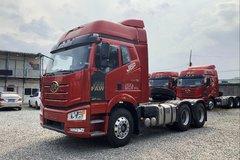 一汽解放 新J6P重卡 南方版 460马力 6X4牵引车(457后桥)(CA4250P66K24T1A1E5) 卡车图片