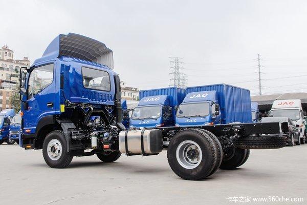 海南駿鈴V8載貨車火熱促銷中 讓利高達0.5萬