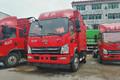解放 虎VH 160马力 4.16米单排售货车(CA5040XSHP40K62L2E5A84)