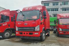 解放 虎VH 大王升级版 160马力 4.21米单排厢式轻卡(CA5049XXYP40K2L1E5A84) 卡车图片