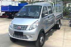 南骏汽车 瑞逸F系 1.5L 112马力 汽油 2.71米双排仓栅式微卡(NJA5033CCYSSB34V) 卡车图片